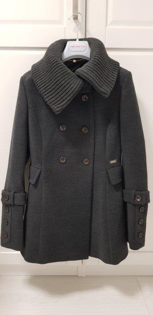 Fornarina Abrigo de invierno gris