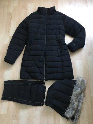 Noppies Capuchon jas zwart