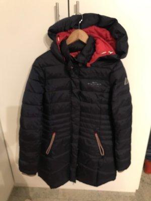 Gaastra Gewatteerde jas donkerblauw