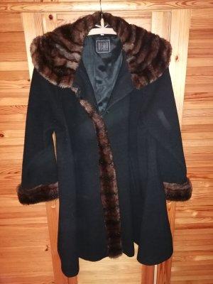 Damo Trench Coat black