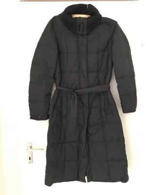 Hugo Boss Down Coat black mixture fibre