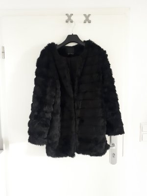 Amisu Pelt Jacket black