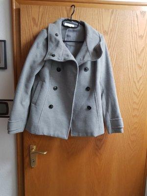 H&M Abrigo de invierno gris