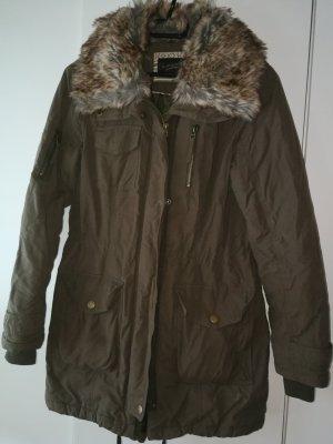 C&A Manteau d'hiver kaki