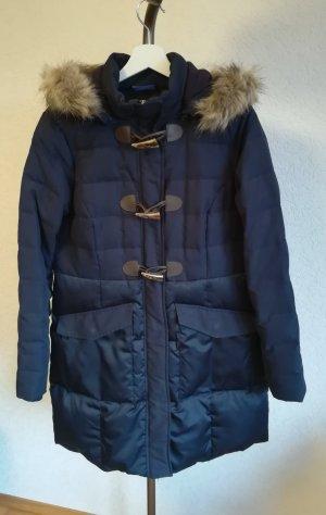 Street One Winter Coat dark blue