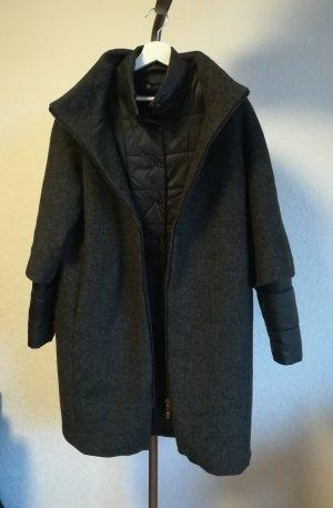 Zero Winter Coat black-grey