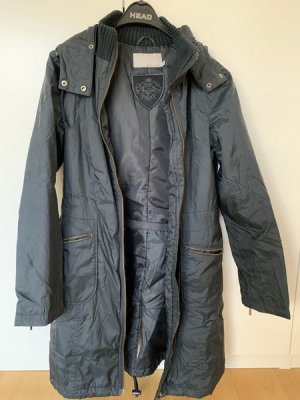 '##Wintermantel More&More, dunkelblau, Gr. 36##