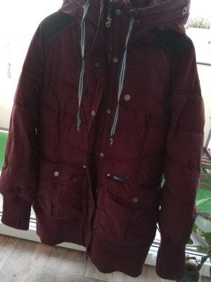 Mymo Abrigo de invierno multicolor