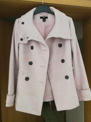 H&M Winter Coat pink