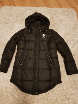 Wintermantel U.S Polo ASSN. Gr.L schwarz