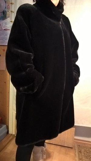 Wintermantel von Barisal Größe 46 schwarz,neuwertig