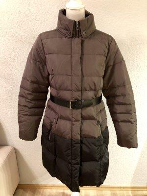 Mexx Cappotto invernale nero-marrone-grigio