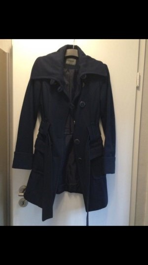 Only Coat dark blue