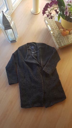 s.Oliver Winter Coat black-dark grey