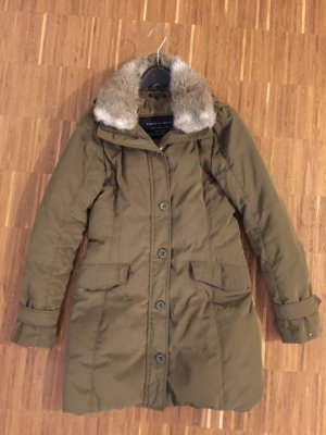 Tommy Hilfiger Down Coat multicolored polyester