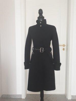 Zara Winterjas zwart
