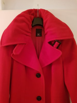 BC Collection Wool Coat red new wool