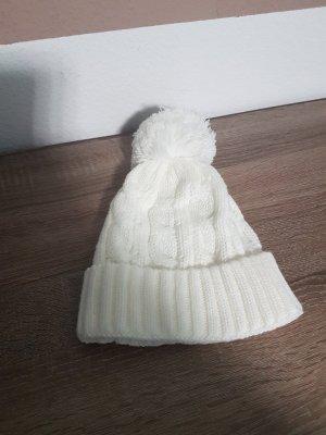Cap natural white