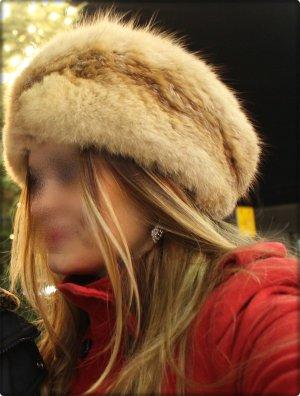 Wintermuetze Fellmuetze Muetze Luxus PELZMUTZE Kappe