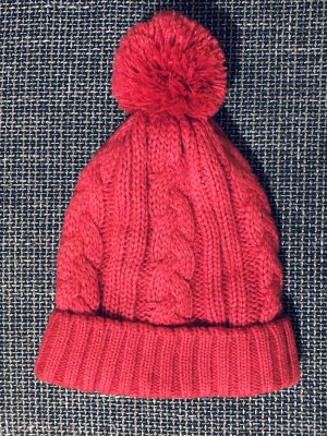 Knitted Hat pink