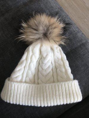 Gipsy Fur Hat multicolored