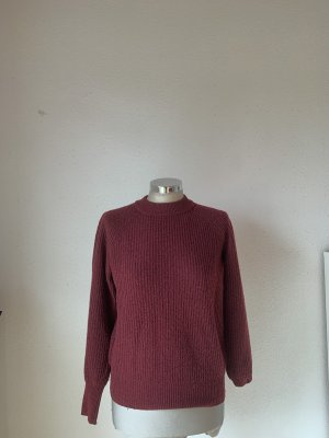Christmasjumper black-bordeaux
