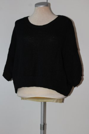 Banana Republic Knitted Sweater black