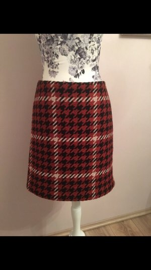 Hallhuber Wool Skirt multicolored
