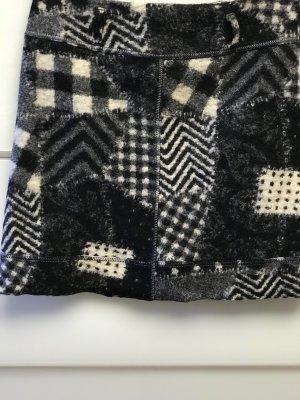 Steilmann Jupe tricotée multicolore laine