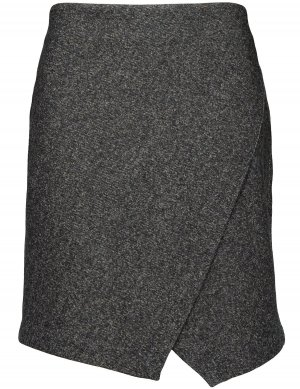 Basefield Pencil Skirt anthracite