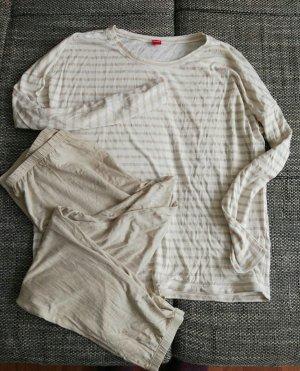 Wintersale toller neuwertiger pyjama gr.42