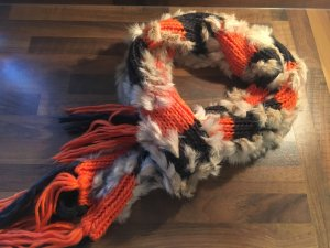 Sportalm Knitted Scarf multicolored