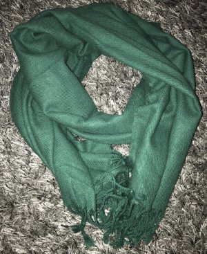 H&M Scarf forest green