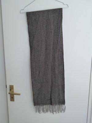 Gant Wollen sjaal grijs-lichtbruin Wol