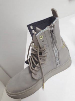 Short Boots light grey