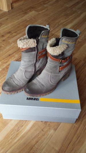 Winterschuhe Boots Stiefeletten