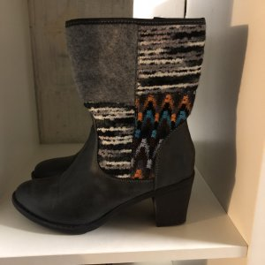 Pia Corsini Winter Boots anthracite