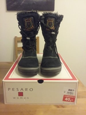 Pesaro Winter Boots black