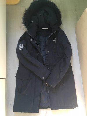Noisy May Parka blu scuro