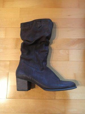 5th Avenue Winter Boots dark brown