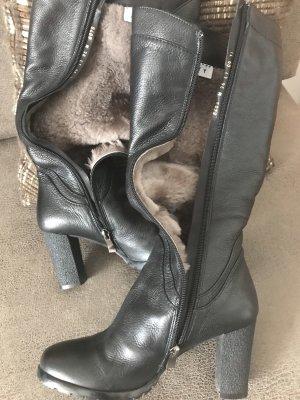 Davos Gomma Winter Boots black