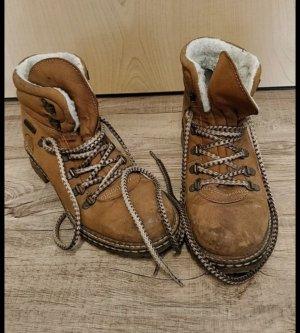 Tamaris Combat Boots brown