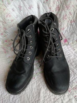 Bottes de neige noir