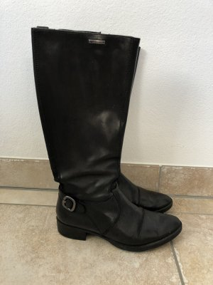 Geox Winter Boots black