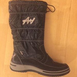 Jana Fur Boots black
