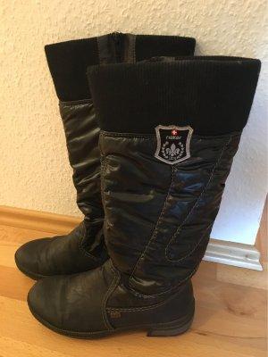 new styles 466a3 83718 Winterstiefel Rieker