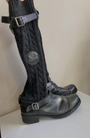 Tommy Hilfiger Jackboots black