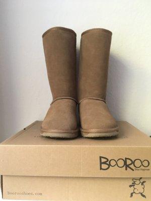 Winterstiefel Winterschuh Booroo Stiefel Wolle Ugg Boots ähnlich