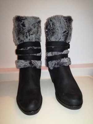 ara Winter Booties black
