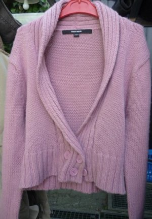 Tally Weijl Smanicato lavorato a maglia rosa